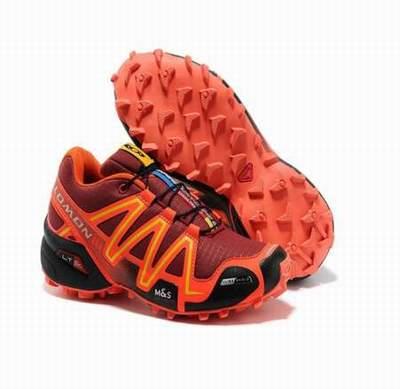 83c09ff382c chaussures ski salomon alu performa