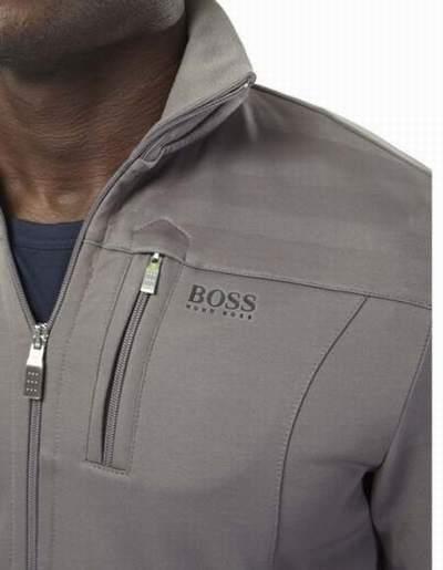 ensemble survetement hugo boss,survetement hugo boss noir et vert,pantalon survetement  hugo boss b6f9366676d