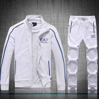 9238c8d84457 survetement coton blanc,survetement lotto,survetement armani noir redoute