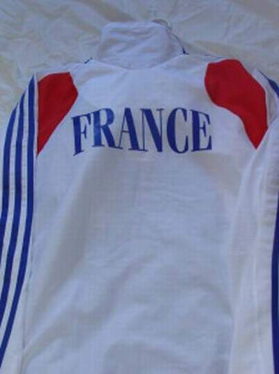 Football Equipe France De Survetement survetement tTnq0x8x